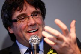 Puigdemont exige al Gobierno respetar los derechos de Sànchez para ser presidente