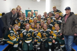 Catorce miembros de un equipo de hockey fallecen en un accidente de tráfico