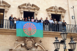 El Ayuntamiento de Palma conmemora el Día Internacional del Pueblo Gitano