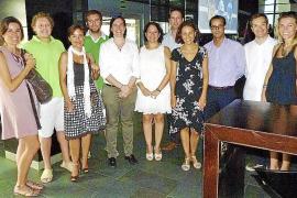 Encuentro de Joves Empresaris en Io
