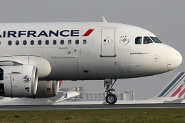 Suspendidos 8 vuelos por la huelga de controladores en Francia