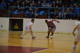 El Palma Futsal se reencuentra con el triunfo en Ferrol