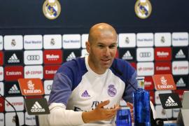 Zidane: «No le haremos el pasillo al Barcelona»