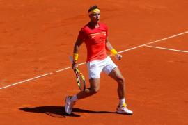 Nadal arrolla a Zverev y deja en manos de Ferrer el pase a semifinales
