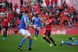 El Mallorca se reencuentra con la victoria casi dos meses después