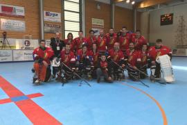 El Espanya Hoquei gana la President Cup