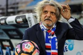 Massimo Ferrero, presidente de la Sampdoria: «El balón es como la mujer, debe ser penetrado»