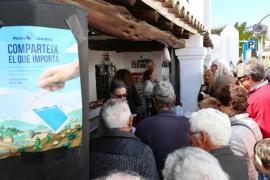 Jornada solidaria en Sant Josep para ayudar a Manos Unidas