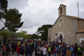 El Diumenge de l'Àngel cierra las celebraciones de los 'pancaritats' de la Part Forana