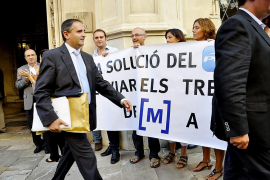 Carrillo, 'liquidador' de Televisió de Mallorca: «No la ve ni la gente que sale en sus documentales»