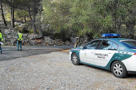 La Guardia Civil 'blinda' la Serra de Tramuntana a la 'caza' de motoristas imprudentes
