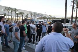 Inspectores de paisano controlarán el transporte irregular en el aeropuerto de Palma