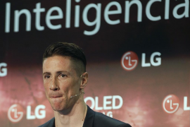 Fernando Torres anuncia que esta será su última temporada en el Atlético de Madrid