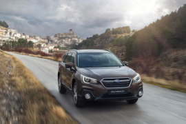 Nuevo Subaru Outback 'Executive Plus S'