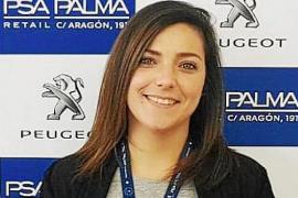 Sandra Titos, jefe de ventas de V.O. de PSA Palma Retail