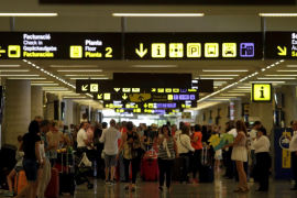 Imponen una indemnización de 550 euros por un retraso en un vuelo entre Palma y Madrid