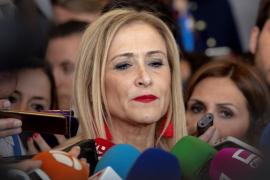 La Asamblea de Madrid admite a trámite la moción de censura contra Cifuentes