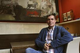 El escritor rumano Mircea Cartarescu, galardonado con el Premio Formentor de las Letras 2018