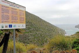 La propiedad de Ternelles recurre al TSJB para prohibir el acceso al mar