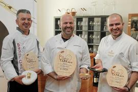 El chef del restaurante Sumailla se alza con el primer premio de la sexta edición de Oleotapa