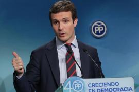 La Universidad Rey Juan Carlos investiga también el máster de Pablo Casado