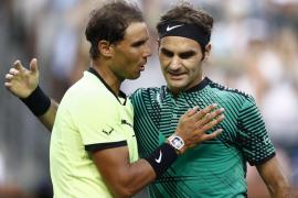 La histórica rivalidad entre Nadal y Federer se hace libro