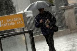 Mallorca, Eivissa y Formentera, en alerta por lluvias