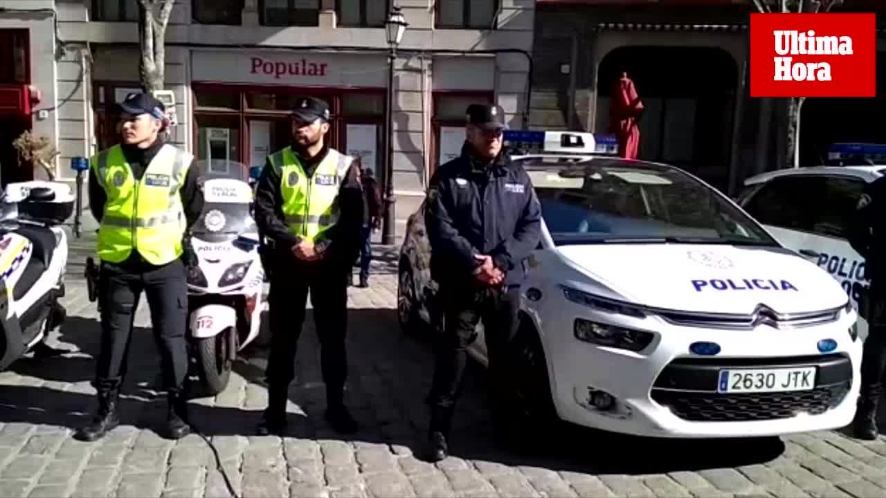 La Policía Local movilizará cada día a 120 agentes durante la temporada de verano en Palma