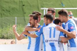 El Atlético Baleares, el mejor equipo del grupo en las últimas cinco jornadas
