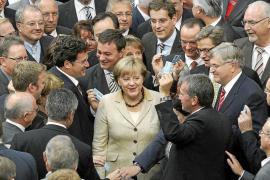 Alemania aprueba por amplia mayoría la ampliación del fondo de rescate