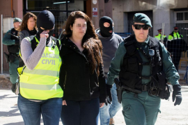 La detenida de los CDR: «Si podemos parar el puerto sería brutal, dejamos sin avituallamiento a las Islas Baleares»