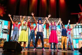 Cantajuego y su espectáculo 'Yo tengo derecho a jugar' llega a Trui Teatre