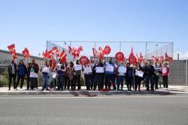 Palma se suma a la protesta para desbloquear el convenio de centros de atención a personas con discapacidad
