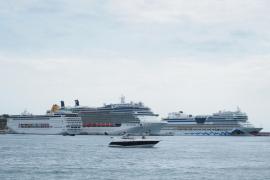 Ibiza recibirá este año 175 cruceros con 300.000 pasajeros