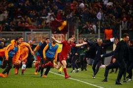 La Roma elimina al Barcelona
