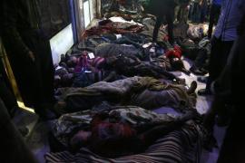 Rusia veta una investigación sobre el supuesto ataque químico en Siria