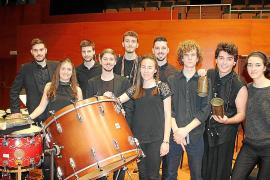 Concierto 'Percusionfest' en el Conservatori