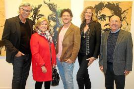 El artisa Salva Ginard presenta 'Revelation' en la galería Ahoy!