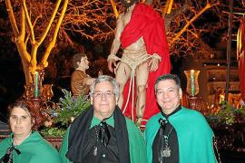 Noche de procesión en Palma