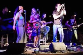 Poliéster presentan su nuevo disco en el Tunnel Rock Club