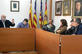 Los empadronamientos en casas de regidores encienden el pleno de Santa Eugènia