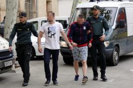 La banda que colaba billetes falsos en Magaluf logró 4.000 euros en pocos días