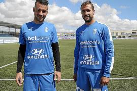 Los nuevos pilares del Atlético Baleares