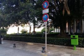 Cort habilita una parada fija para el Taxi-Tour frente al Palacio March