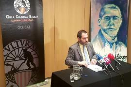 La OCB «no puede avalar» las políticas del Govern para la normalización del catalán