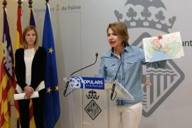 Durán recuerda a Noguera que «Palma es de todos y no solo del 13 %» que le votaron