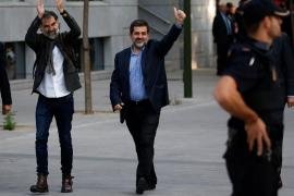 Llarena prohíbe a Jordi Sánchez acudir este viernes a su investidura