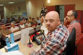 Las peñas exigen la dimisión de Cerdà, hombre de confianza de Serra Ferrer