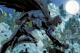Tomeu Morey pone color al retorno de Batman y Catwoman