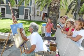 Los pinceles tomarán Costitx en un nuevo encuentro de escuelas de arte